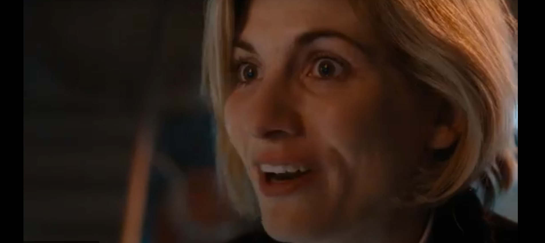 Кадр из сериала Доктор Кто Тринадцатая