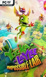 Yooka Laylee and the Impossible Lair free download - Yooka Laylee and theImpossible Lair-HOODLUM