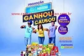 Cadastrar Promoção Nestlé Ganhou Casou 1 Milhão e Prêmios Instantâneos de 400 Reais