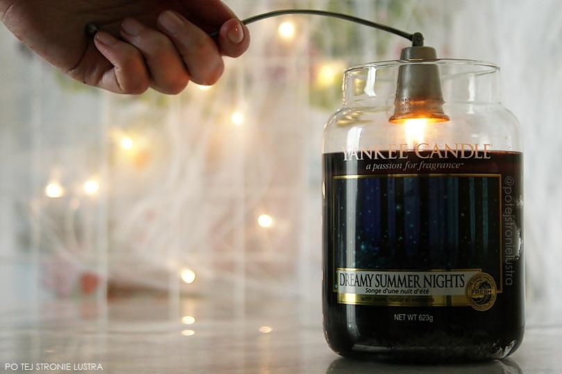 gasidło do świec yankee candle