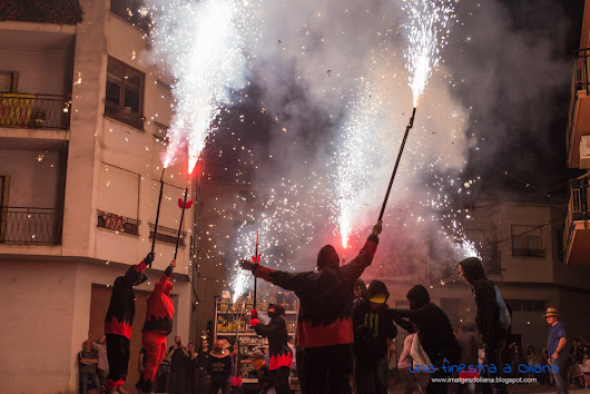 Correfocs de Festa Major 2016