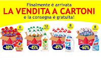 Logo Casa Henkel : sconti fino al 60% con la vendita a cartoni !