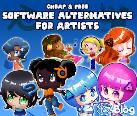 Cheap and Free Software alternatives for artists