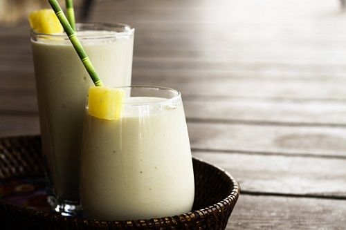 How the refreshing pina colada juice works