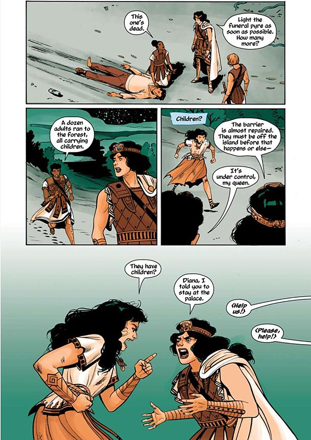 Wonder Woman: Tempest Tossed - 2