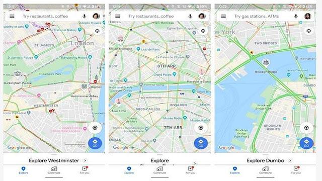 Google Maps Kembali Diperbaharui Untuk Permudah Pengguna Temukan Bangunan Bersejarah