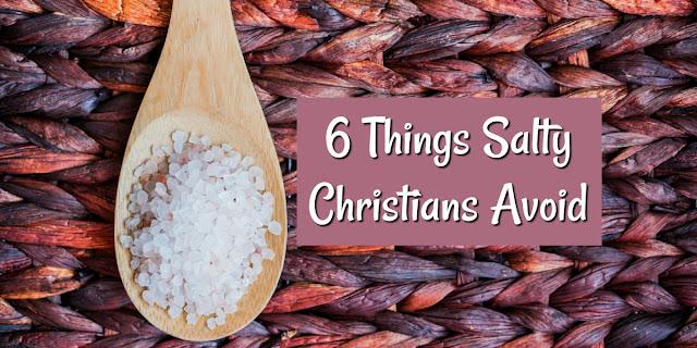6 Attitudes of the World  that Christians Avoid
