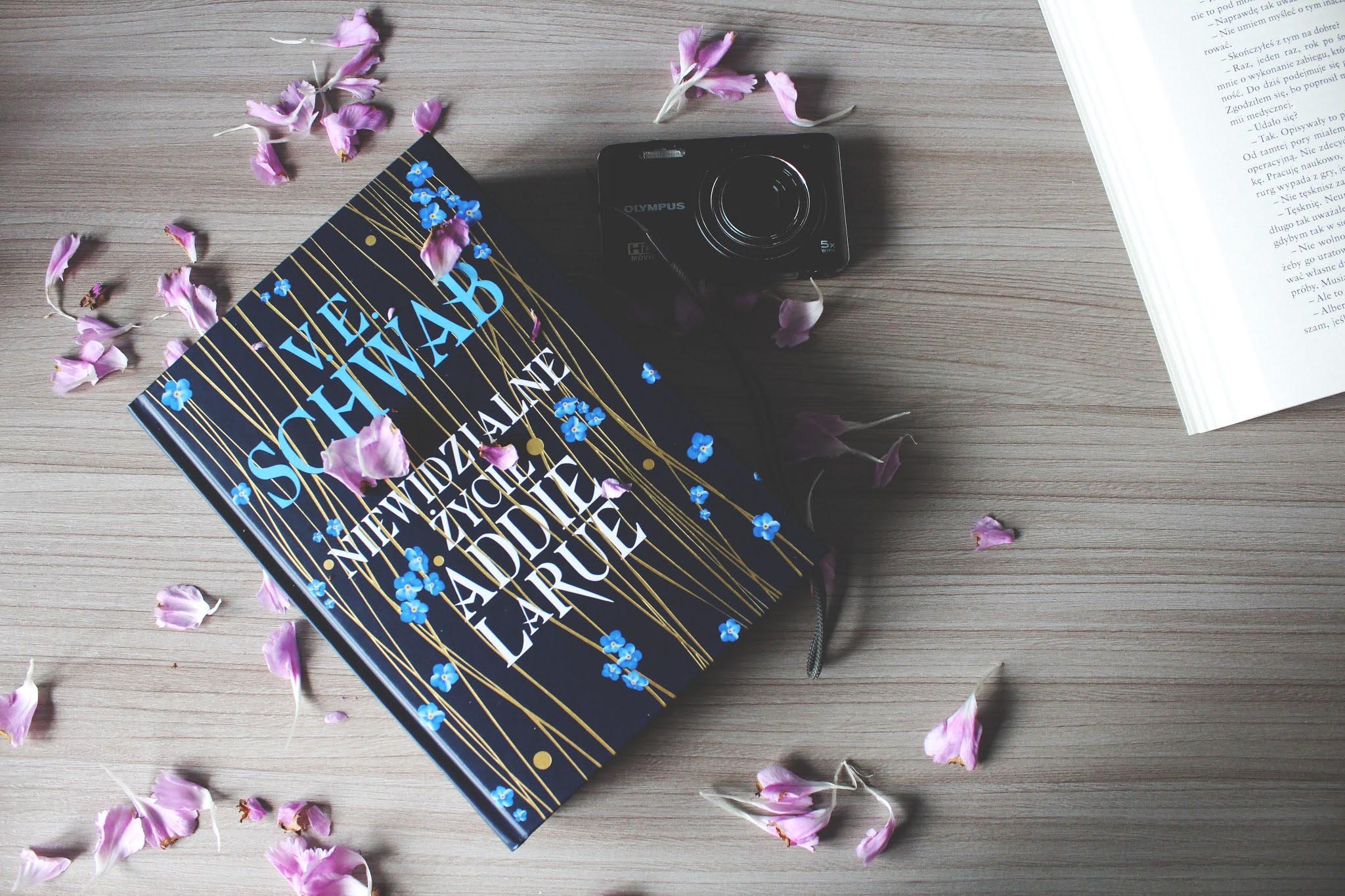 Victoria Schwab - Niewidzialne życie Addie LaRue