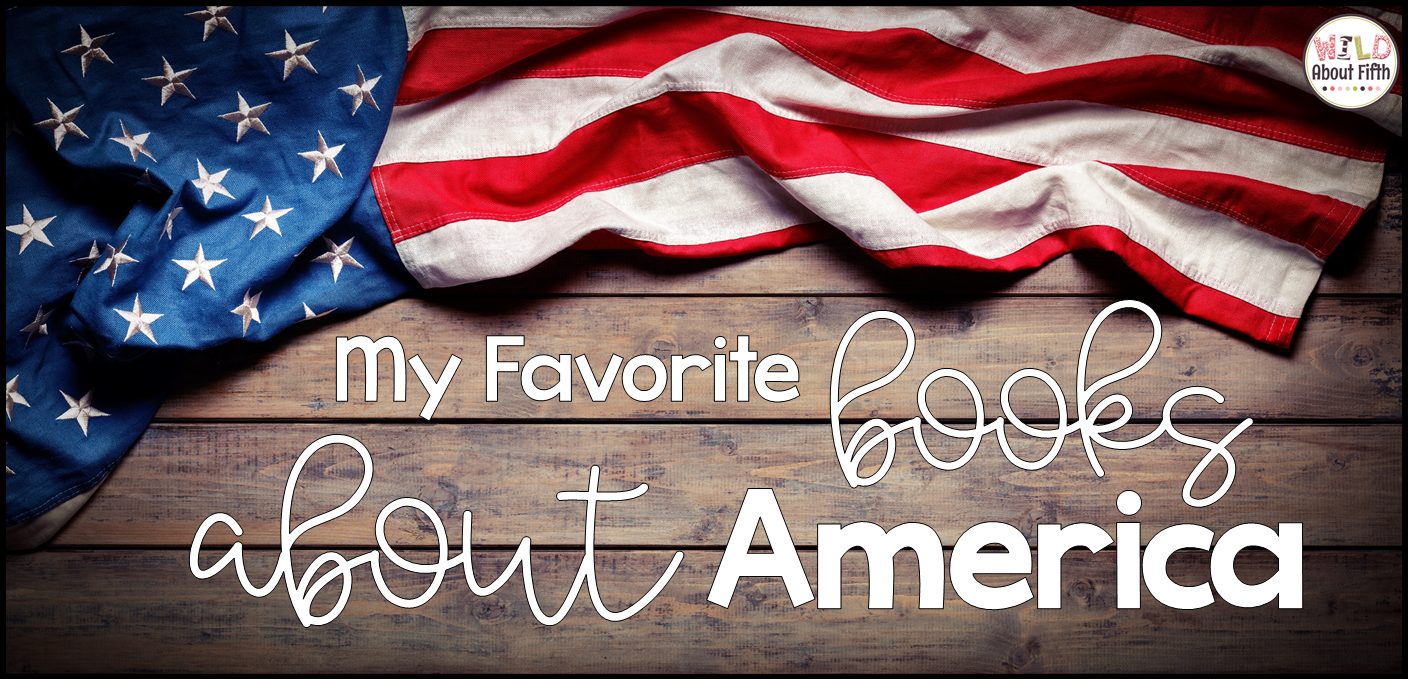 Books to share with your students on Independence Day, Columbus Day, 9/11, Memorial Day and Veterans Day