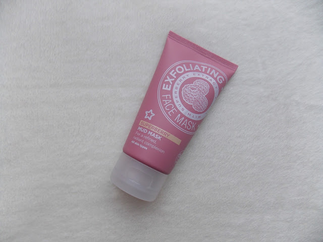 Superdrug Superberry Mud Mask