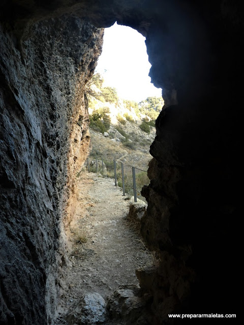 Acueducto romano en Albarracín