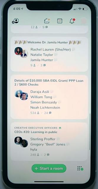 تطبيقClubhouse - Clubhouse app