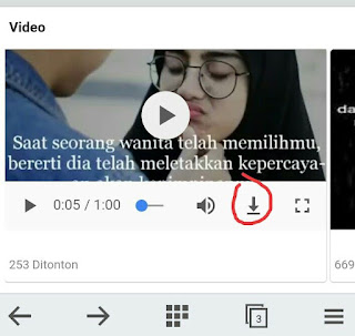 Cara Download Video Facebook 3