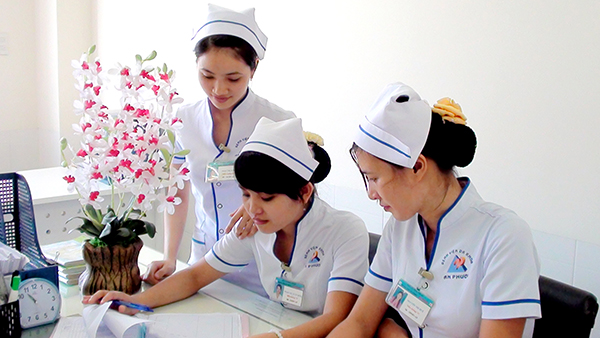 Tuyển sinh lớp Quản lý Điều dưỡng năm 2021