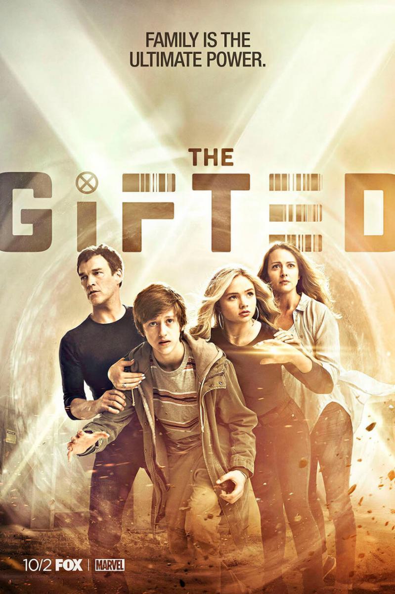 The Gifted Temporada 1 y 2 Dual Latino/Ingles 720p