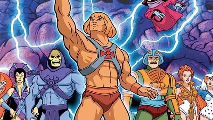 Cosas que hacer en Cuarentena: He-Man y otras series clásicas de animacion en Youtube