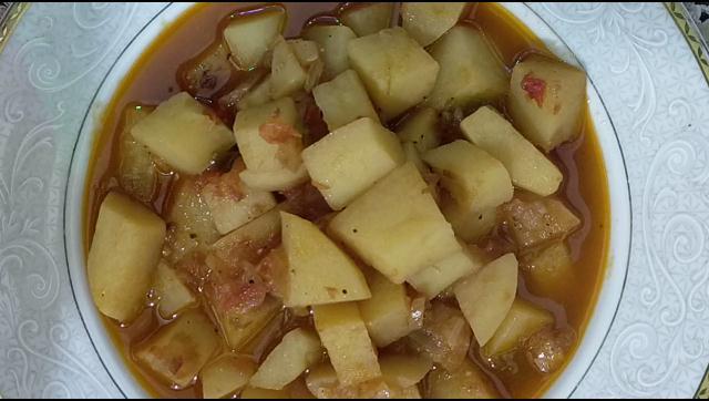طريقة عمل طبيخ البطاطس بكل سهولة الشيف محمد الدخميسي