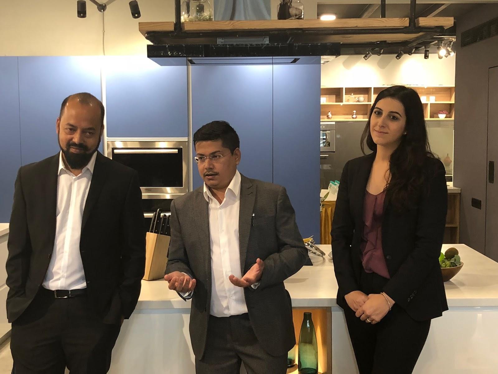 Wurfel Kuche Launches New Modular Kitchen & Wardrobes Outlet in Mumbai
