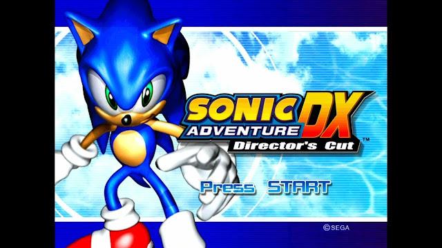تحميل لعبه سونيك Sonic Adventure DX