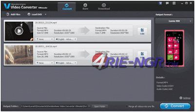 Wondershare Video Converter Ultimate 9.0.4.0 Full Terbaru