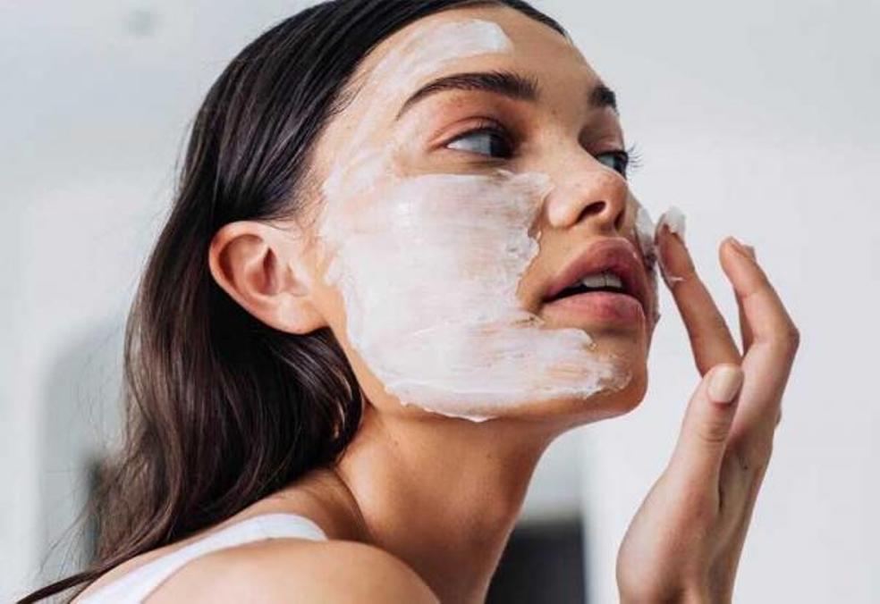 garlic face mask