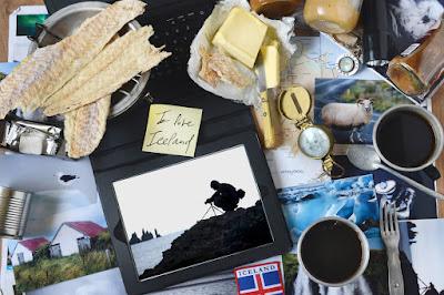 Comida Islandesa sobre fotos y planning del viaje, encontrsr comida económica y en tu presupuesto no es muy complciado