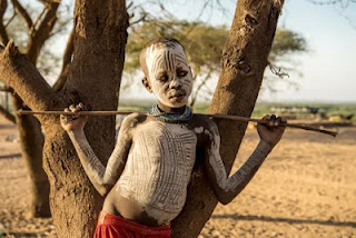 The Ethiopian Tribe Which Drowns Babies With Disabilities Because They Think They Are Cursed