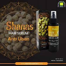 Shanas Hair Serum Nutrisi Rambut Penghilang Uban