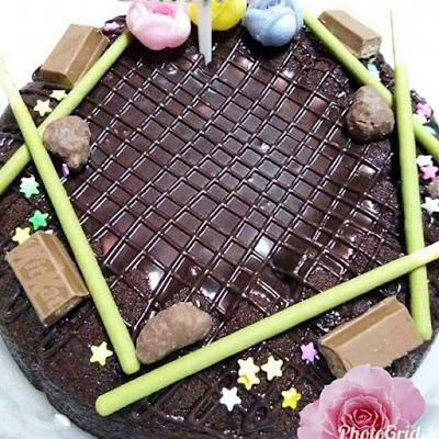 Kek Coklat Versi Lava, Sekali rasa terus jatuh cinta