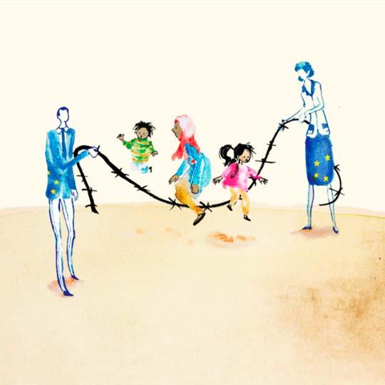 Ilustración de Laura Izquierdo