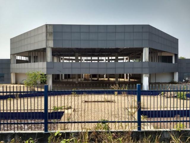 PF descobre desvios de R$ 1,1 milhão em obra do prédio da PRF em PVH