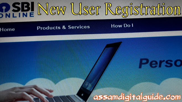 online sbi internet banking new users registration
