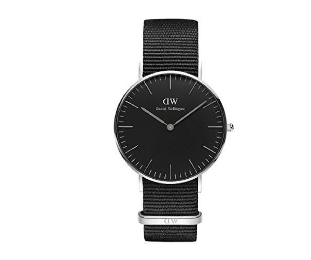Negro el color de la elegancia.
