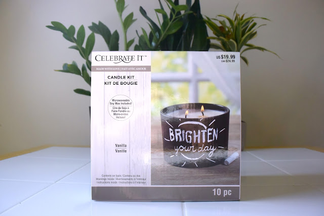 EAT+SLEEP+MAKE: DIY Candle Kit #MichaelsMakers