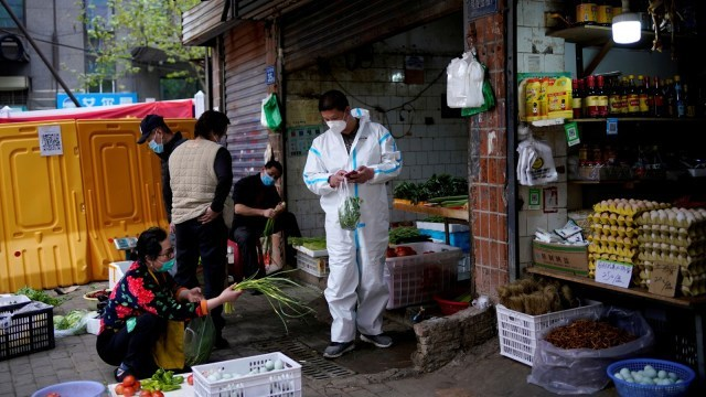 Liput Covid-19 Di Wuhan, Wartawan Di China Ditangkap Polisi