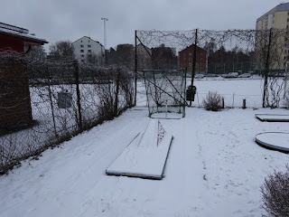 Miniature Golf at Solna Bangolfklubb