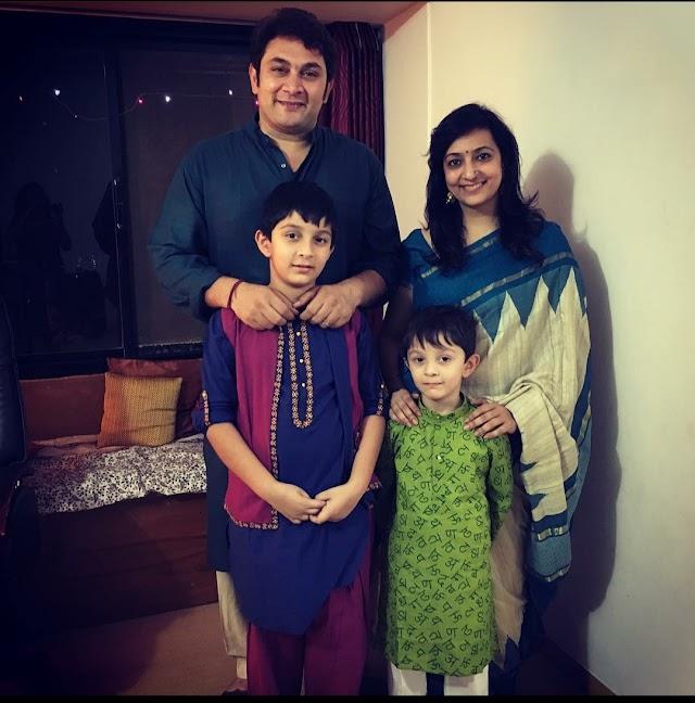 Excuse me Maadam - Rajesh Kumars' special Diwali Plans with Family