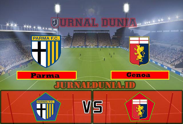 Prediksi Parma Vs Genoa, Sabtu 20 Maret 2021 Pukul 02.45 WIB