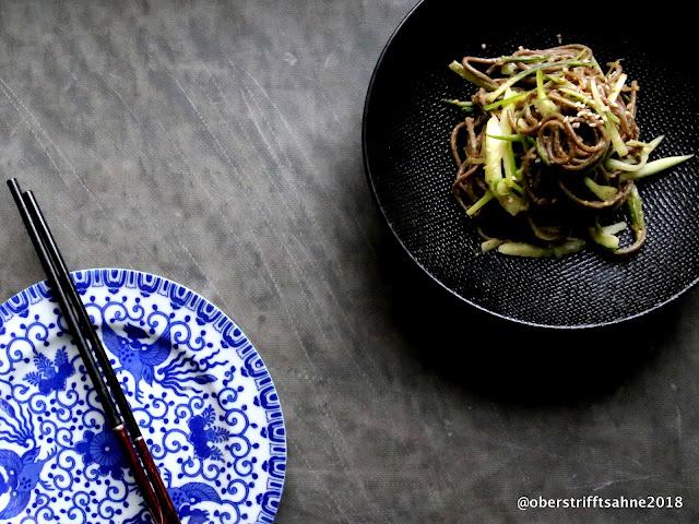 Nudelsalat asiatisch