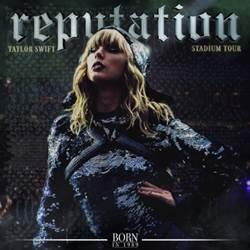 CD Reputation Stadium Tour – Taylor Swift 2018
