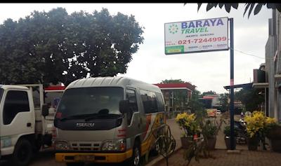 Baraya Travel Jatiasih Bekasi