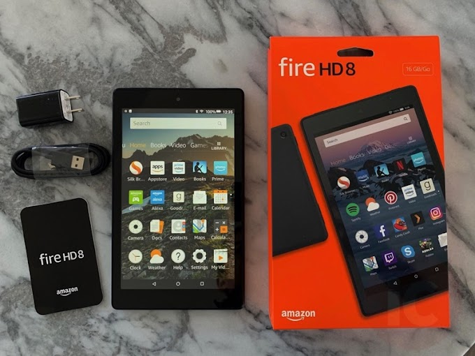 Amazon's Fire HD 8 Tablets are $30 off Now