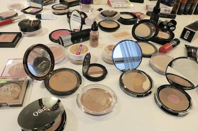 makeup swap
