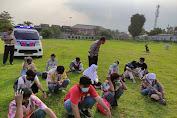 Konvoi Kelulusan, Satlantas Polresta Banyumas Binluh 13 Pelajar