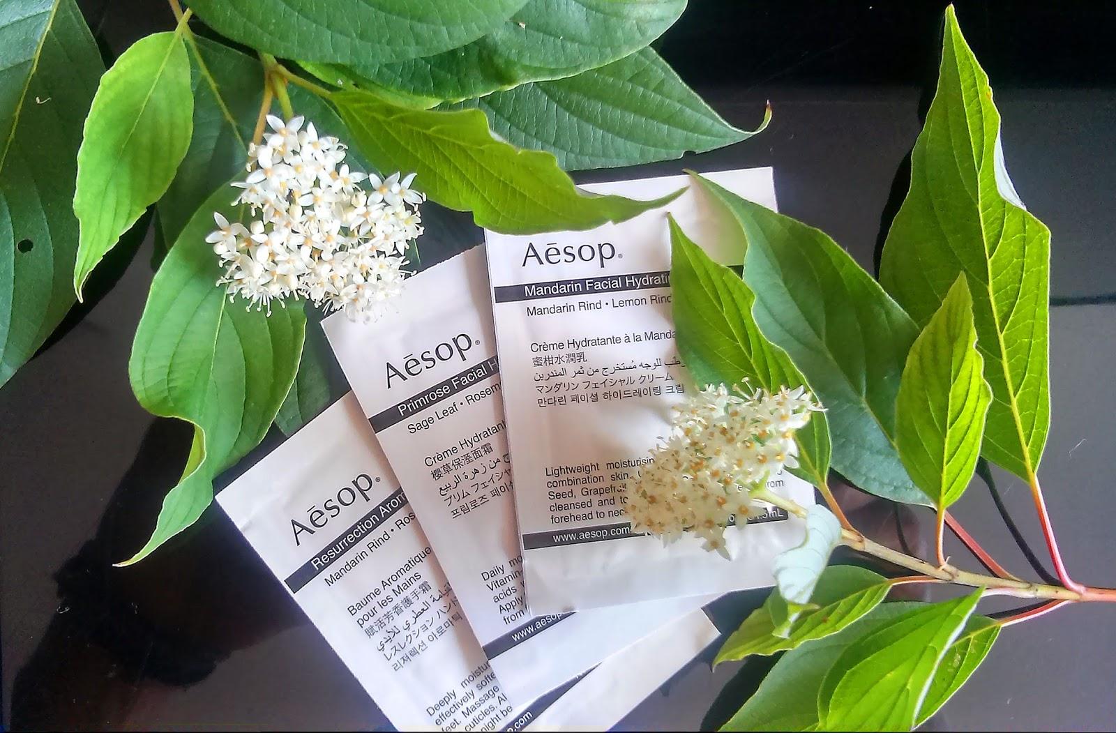Kosmetyki Aesop
