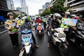 Muncul Wacana Pembatasan dan Larangan Motor di Jalan Nasional