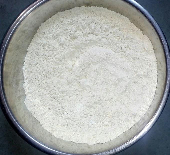 चकली भाजनी आटा Chakli Bhajni Atta Maharastra Style Recipe In Hindi