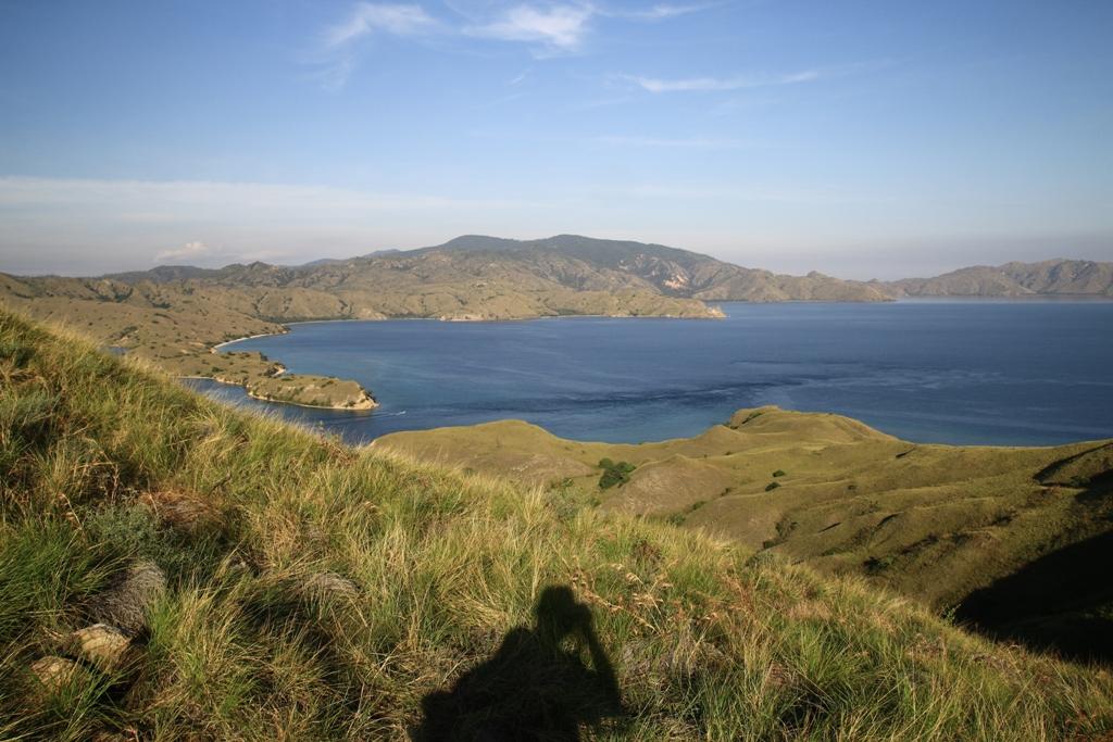 Jalur trekking Gili Laba