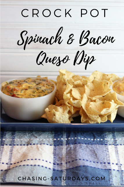Crock Pot, Appetizers, Spinach, Bacon, Dip, Easy Meal, Cheese