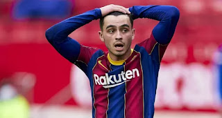 Barcelona youngster Pedri expected to miss 2-3 weeks action football